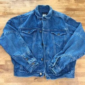 Vintage Calvin Klein Denim Jacket Medium